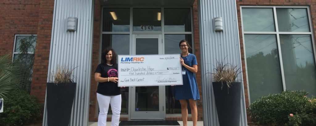 LimRic Gives Back to Two Non-Profit Organizations in June