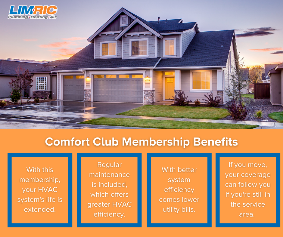 Why You Should Consider a LimRic Comfort Club Membership